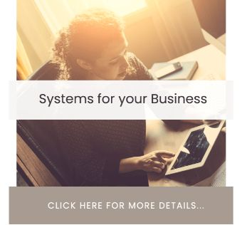 System For Your Business - My First Business