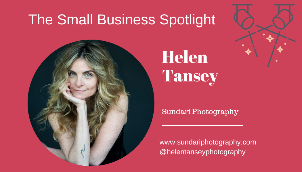Small Business Spotlight – Helen Tansey