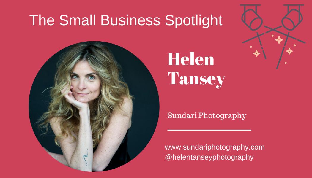 Small Business Spotlight – Helen Tansey
