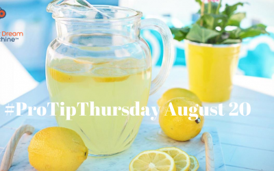 #ProTipThursday – August 20